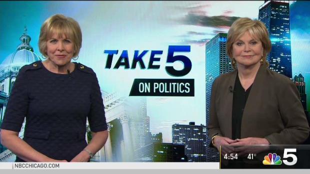Take 5: Emanuel Withdrawal Dominates Political Headlines