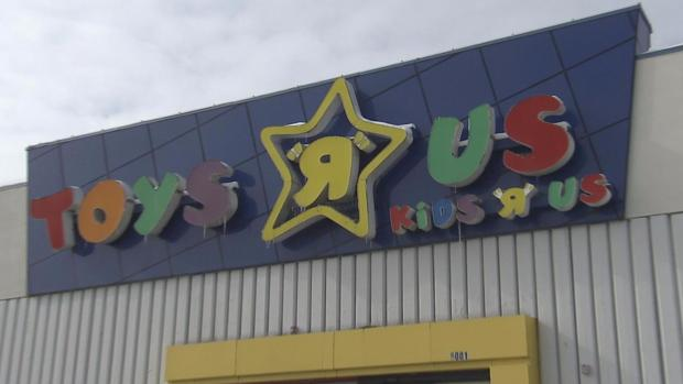 Toys R Us Begins Closing in Matteson