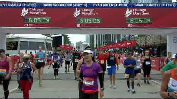 2018 Bank of America Chicago Marathon Finish: 6:02:58