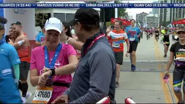 2018 Bank of America Chicago Marathon Finish: 6:43:23