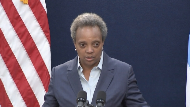 [CHI] Chicago Mayor Lori Lightfoot Announces Firing of Supt. Johnson