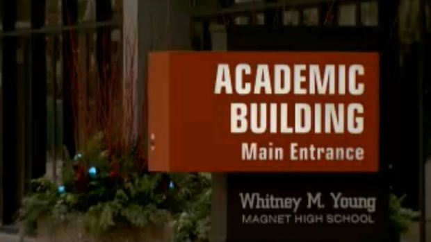 Parents Stand in Solidarity After Multiple Threats Made at Whitney Young