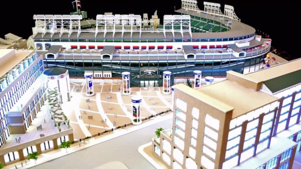[CHI] Cubs Owner Plays Hardball with Rooftop Owners