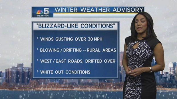[CHI] Forecast: Blizzard-Like Conditions