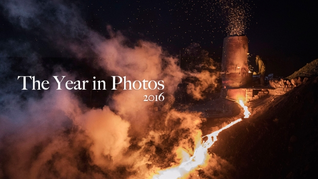 2016: A Tumultuous Year in Photos
