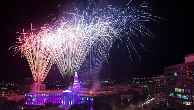 [NATL] July 4th Pride: Fireworks Across the Nation