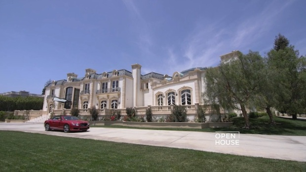Inside a Beverly Hills Mega Mansion