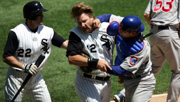 A.J. Pierzynski: Life on the South Side