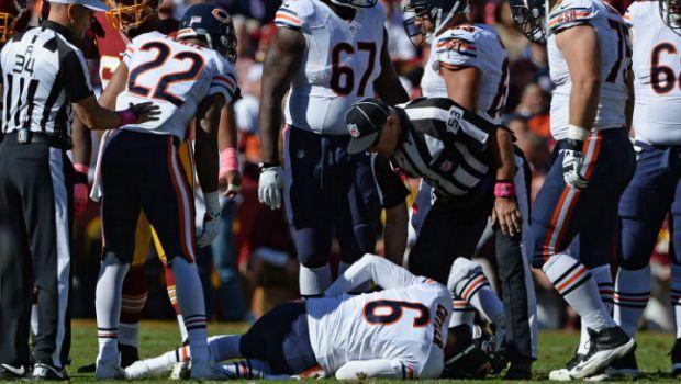 Game Photos: Bears vs. Redskins
