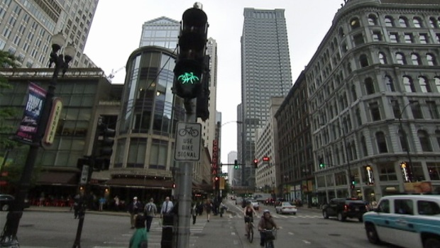 [CHI] Bicyclists Obeying Bike-Specific Traffic Signals
