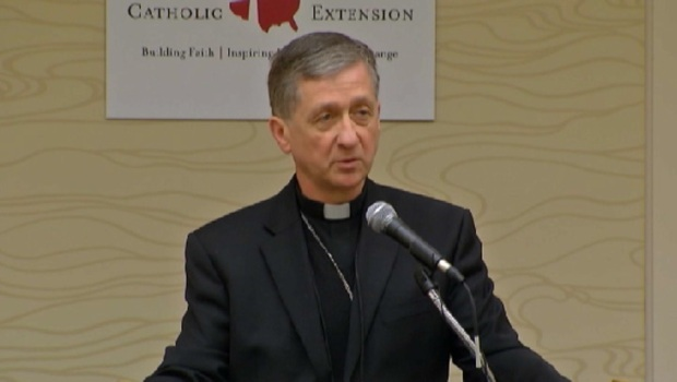 [CHI] Archbishop-Designate Cupich Returns to Chicago