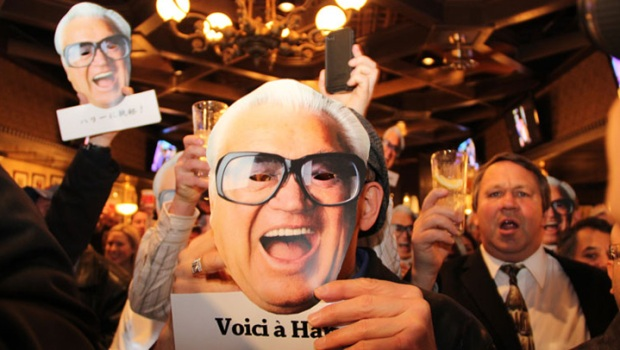 Worldwide Toast to Harry Caray