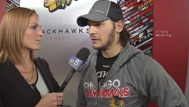 """[CHI] Carcillo: """"We Got Beat By Two Good Teams"""""""