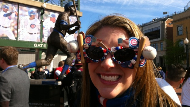 Cubs Opening Day 2012