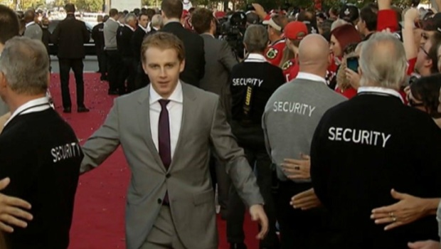 [CHI] Hawks Get Red Carpet Treatment at Opener