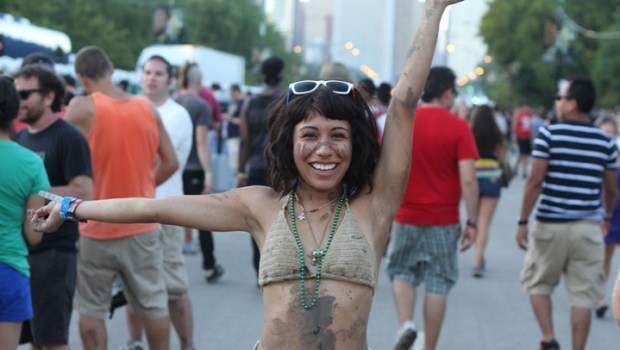 Lollapalooza 2012: Day 3