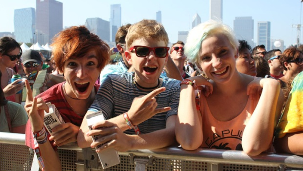 Lollapalooza 2012: Day 1
