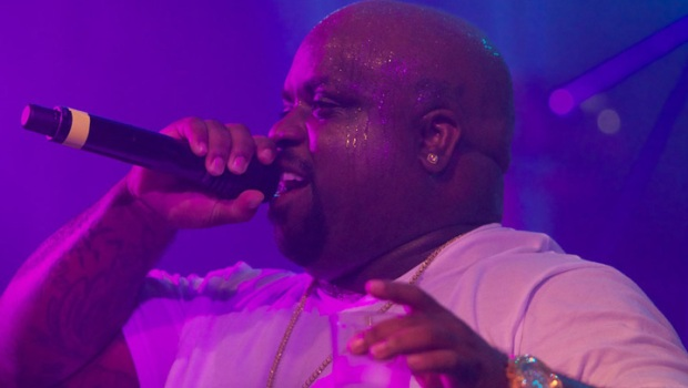 Lollapalooza Parties: Cee Lo Rocks the Hard Rock