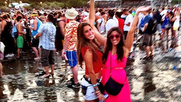 Lolla-Gram: Instagram Photos From Music Festival
