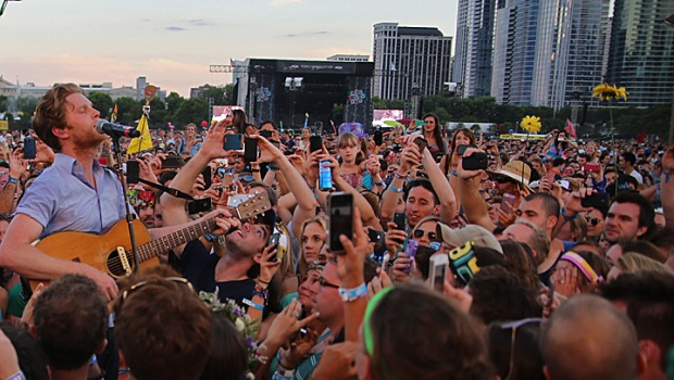 [CHI] 100K Expected For Day 1 of Lollapalooza