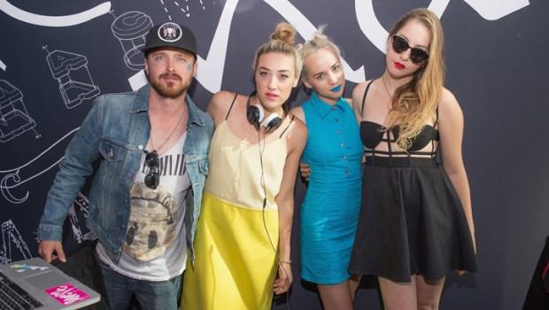 Celebrity Spotting Lollapalooza Style