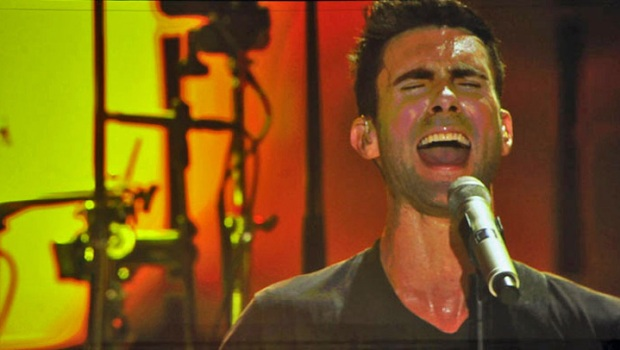 Maroon 5 Rocks Union Station