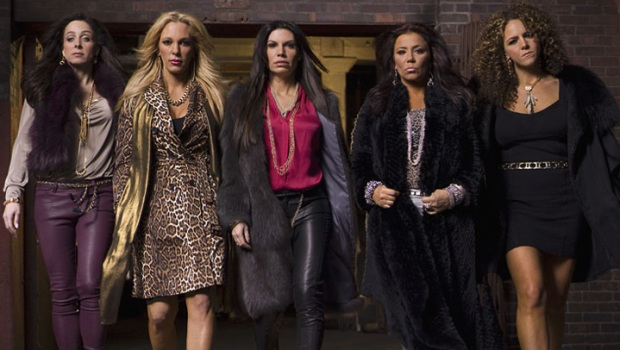 "The Cast of ""Mob Wives: Chicago"""