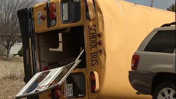 [CHI] Parents React to Newport School Bus Crash