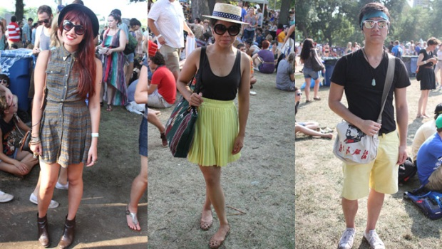 Best Dressed: Pitchfork Festival 2012
