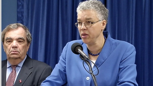 "[CHI] Preckwinkle: ""This is a Fiscally Responsible Budget"""