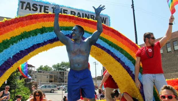 Chicago Gay Pride Parade 2011