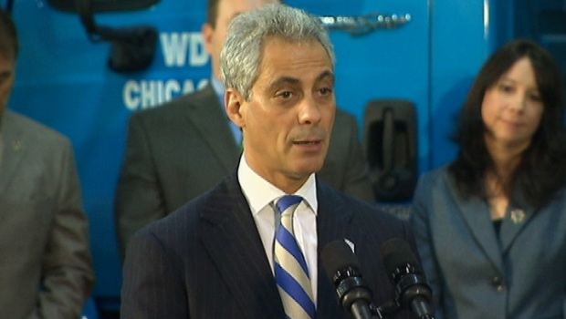 [CHI] Rahm: CTA Still a Better Deal Than Driving