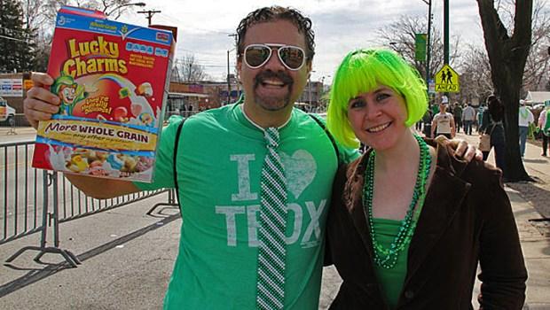 South Side Irish Parade 2012