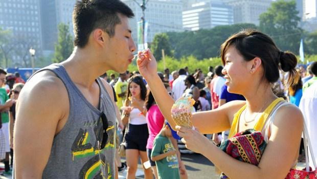 Taste Of Chicago 2012