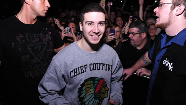 PHOTOS: Jersey Shore's Vinny Hits Schaumburg Club