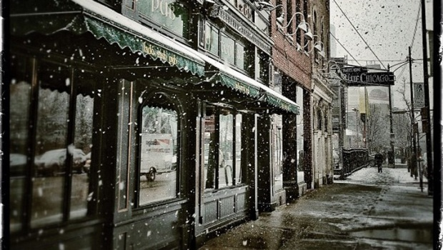 Your #ChicagoGram Snow Photos
