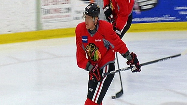 "[CHI] Hossa: ""It Scares You"""