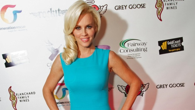 Jenny McCarthy Hosts Charity Fundraiser