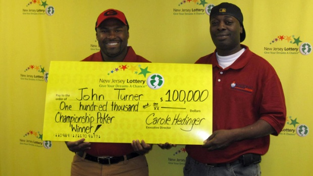 [CHI] Chicago Man Wins Lottery During Sandy Cleanup