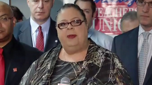 [CHI] Karen Lewis on Why CTU Plans to Strike