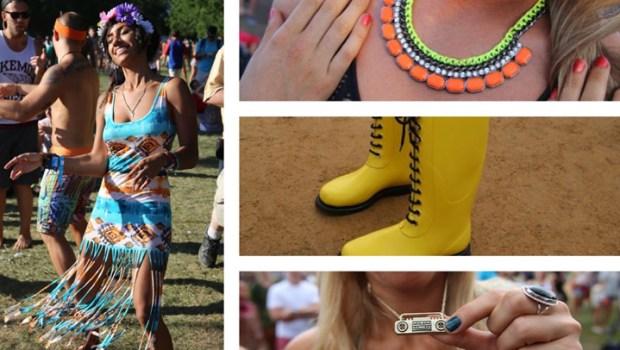 Lollapalooza 2013 Festival Fashion