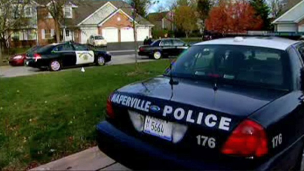 [CHI] Two Children Fatally Stabbed in Naperville Home