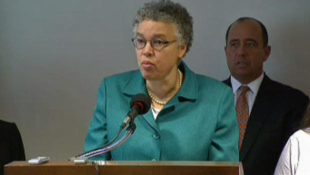 [CHI] Preckwinkle Seeks $25 Gun Tax
