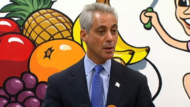 Rahm Cracks Down on Chicago Vending Machines