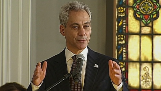 [CHI] Rahm: Immigrants Help Build Chicago Into What It Is Today