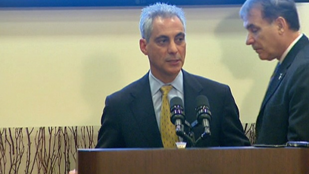[CHI] Rahm Clarifies Comments on Taking the CTA Versus Driving