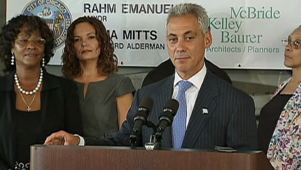 [CHI] Rahm Reaffirms Support for Chicago Casino