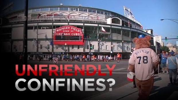 [CHI] Unfriendly Confines?