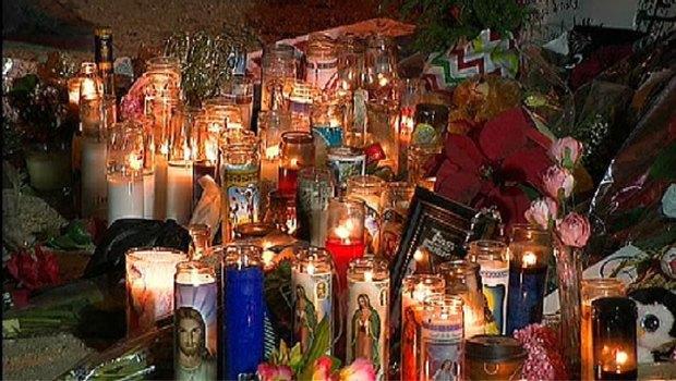 [LA] Memorial Held for Rodas, Walker Amid Crash Investigation