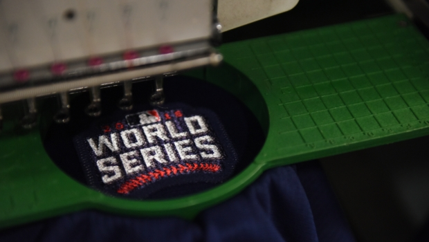 Behind the Scenes: Chicago Cubs World Series Jerseys